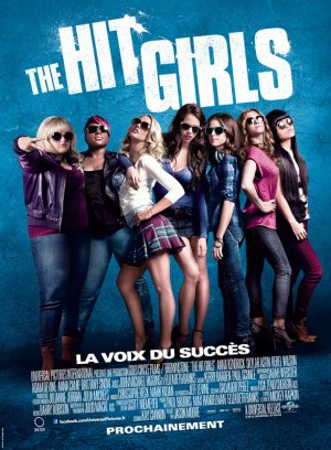 The hit girls.