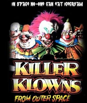 Les clowns tueurs venus d'ailleurs.