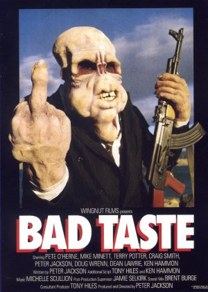 Bad taste.