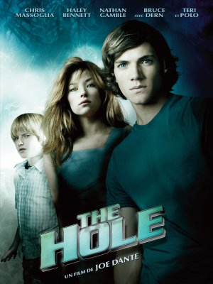 The hole.
