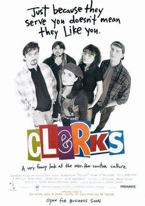 Clerks, les employés modèles.