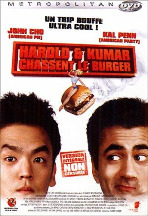 Harold et Kumar chassent le burger.