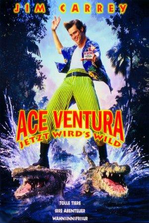 Ace Ventura en Afrique.
