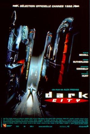 Dark city.