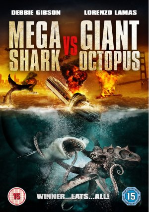 Mega shark vs giant octopus.