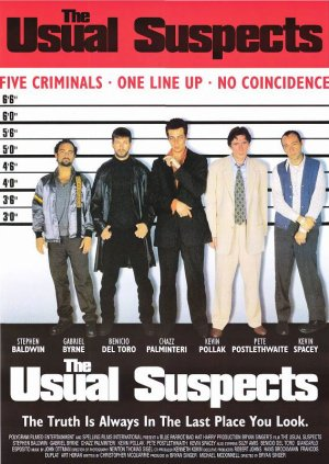 Usual suspects.