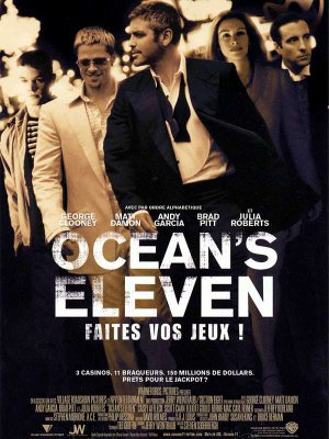 Ocean's eleven.