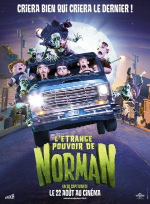 L'étrange pouvoir de Norman.