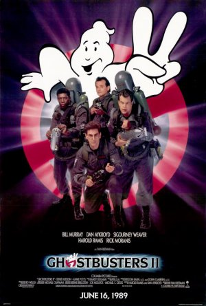 Ghostbusters 2.