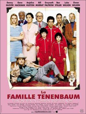 La famille Tenenbaum.
