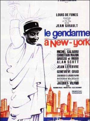 Le Gendarme à New York.