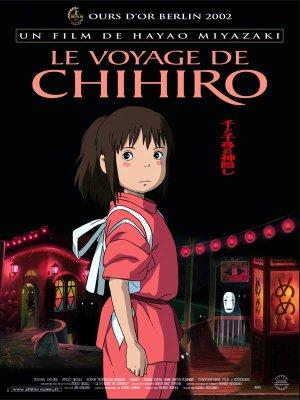 Le voyage de Chihiro.