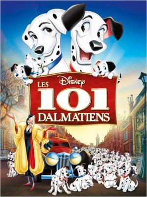 Les 101 dalmatiens.