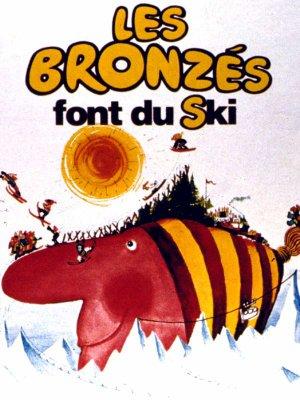 Les bronzés font du ski.
