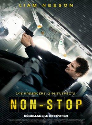 Non-stop.