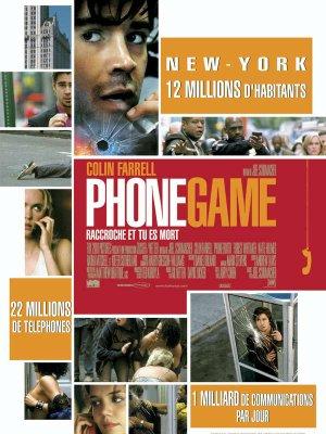 Phone game.