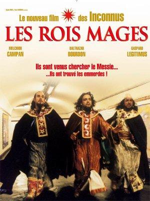 Les rois mages.