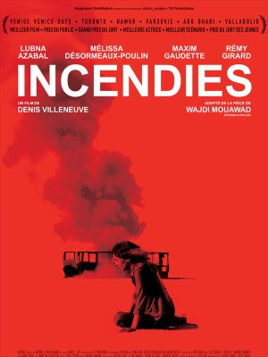 Incendies.