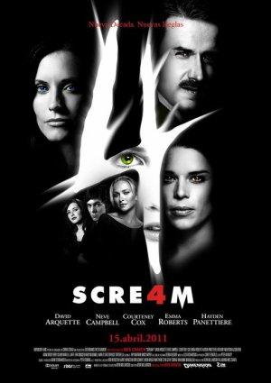 Scream 4.