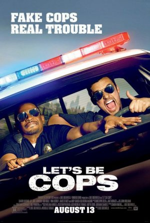 Let's be cops.