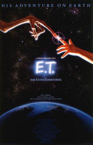 E.T l'extraterrestre.