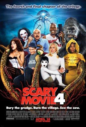 Scary movie 4.