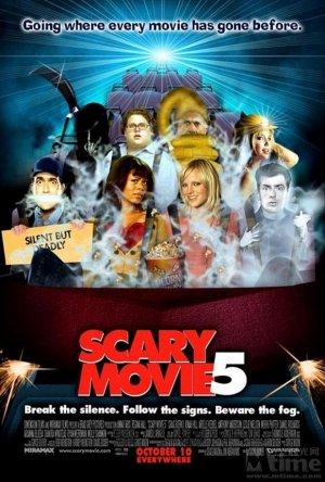 Scary movie 5.