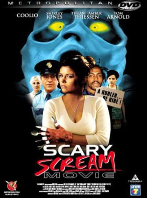 Scary scream movie.