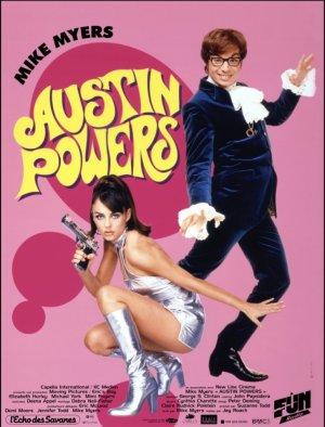 Austin Powers.