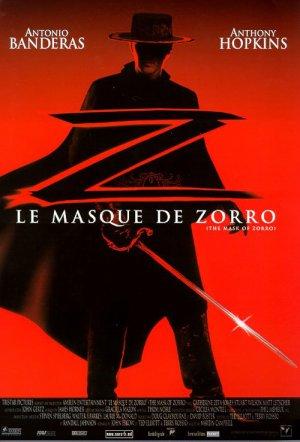 Le masque de Zorro.