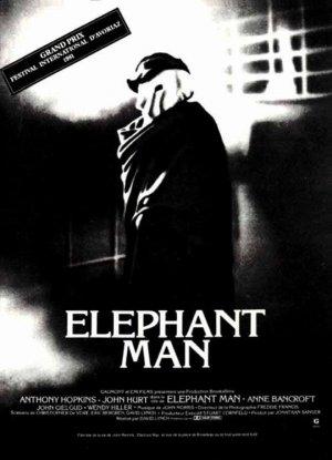 Elephant man.