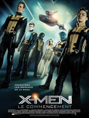 X-men : le commencement.