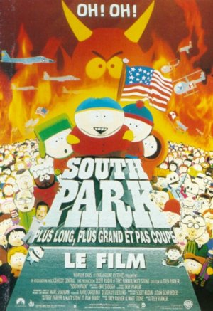 South park le film.