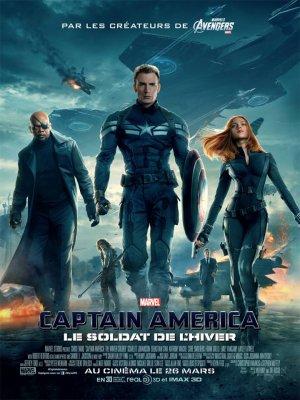 Captain America : le soldat de l'hiver.