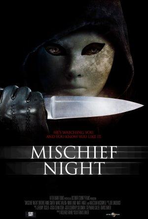 Mischief night.
