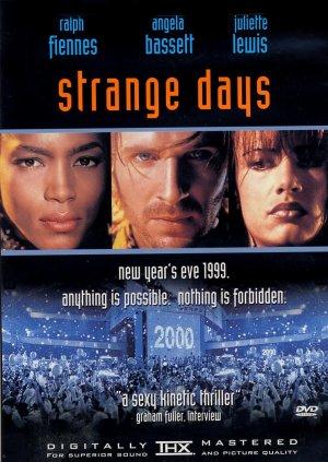 Strange days.