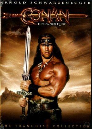 Conan le barbare.