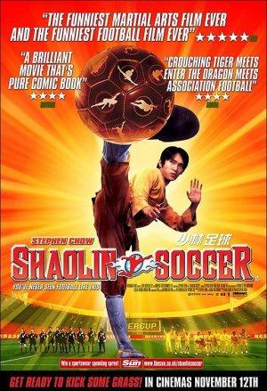 Shaolin soccer.
