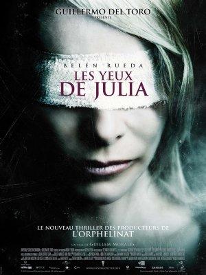 Les yeux de Julia.