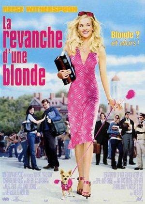 La revanche d'une blonde.