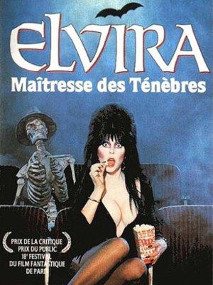 Elvira, maîtresse des ténèbres.