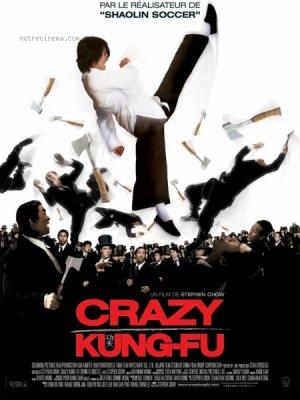 Crazy kung fu.