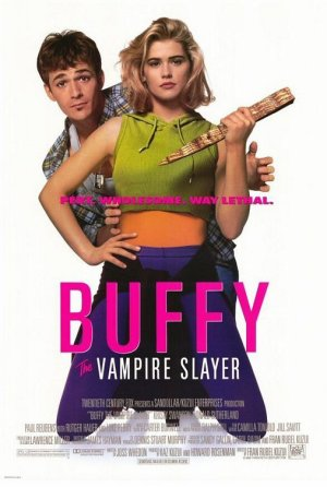 Buffy, tueuse de vampires.