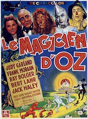 Le magicien d'Oz.