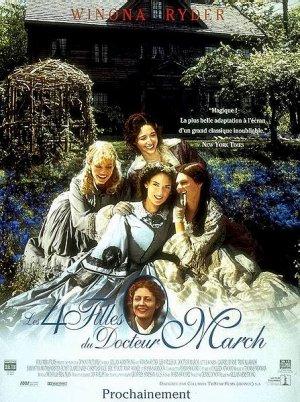 Les 4 filles du Docteur March.