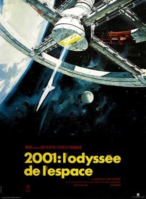 2001 : l'Odyssée de l'espace.