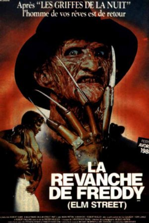Freddy 2 :  la revanche de Freddy.