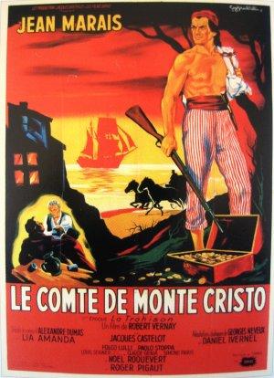 Le comte de Monte Cristo.
