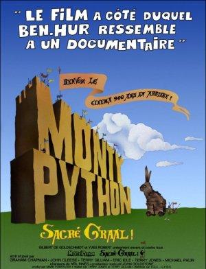 Monty python : sacré graal.