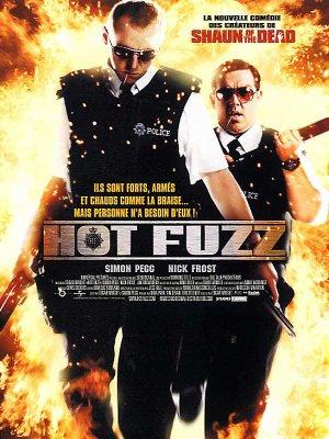 Hot fuzz.
